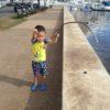 ハワイで釣りを子供と安全に出来る場所はココ!